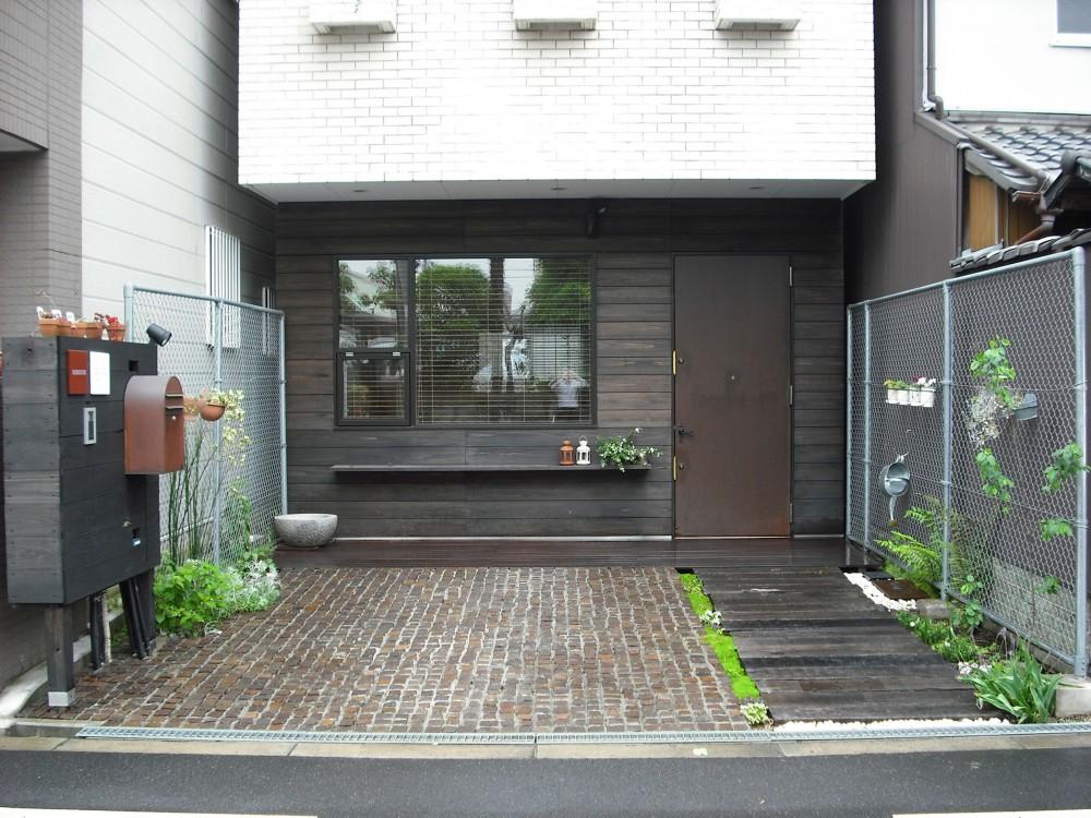 一級建築士事務所アトリエm「サロンのある家 ー汚れても、古くなっても、可愛いおうち。オランダのアパートメントのような家ー」