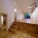 raita 特徴的なRC空間を活かし シンプルかつおしゃれにデザインした戸建テラスリノベ
