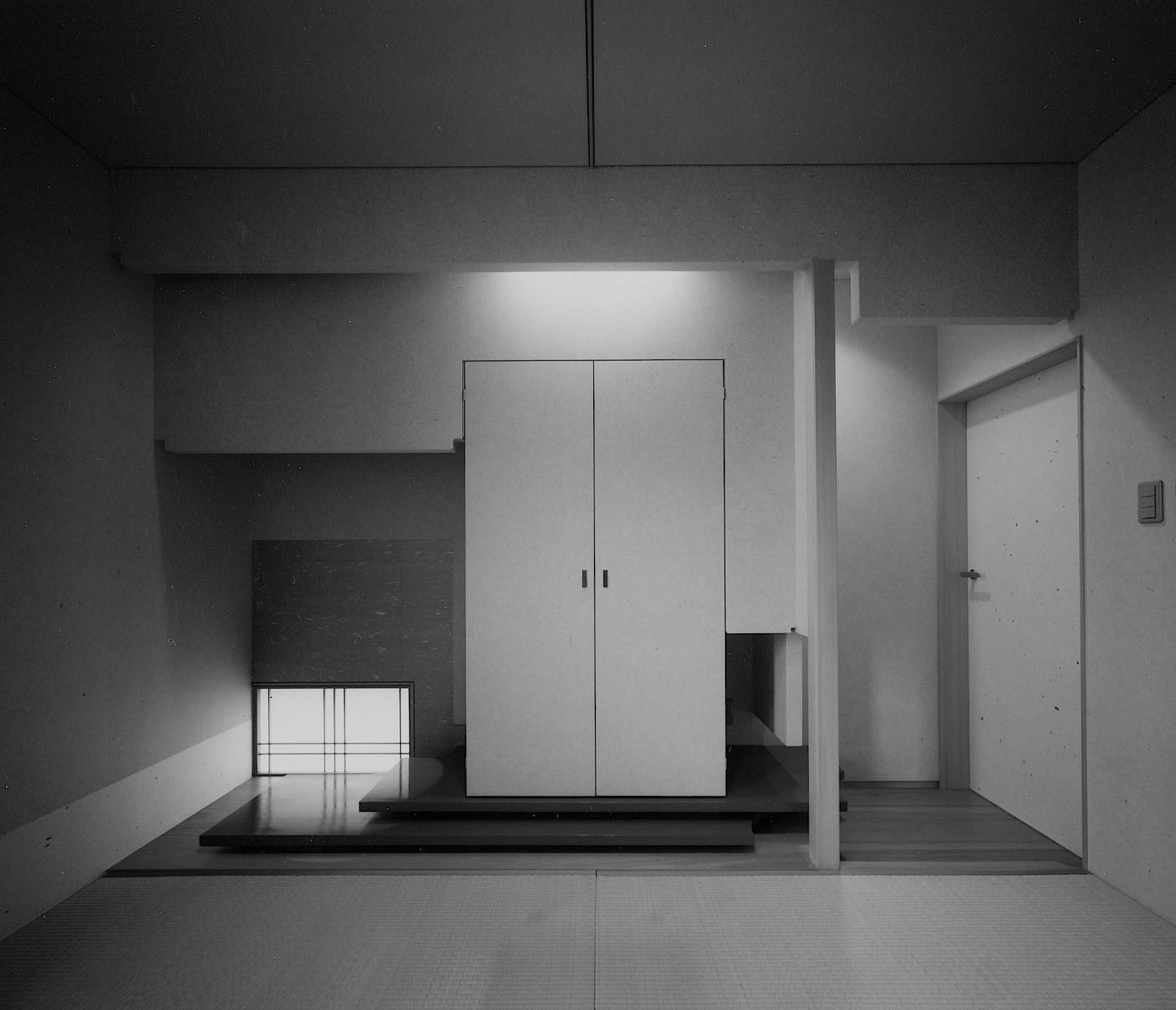 リビングダイニング事例:和室(白楽の家)