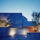 白楽の家の写真 外観夜景−2