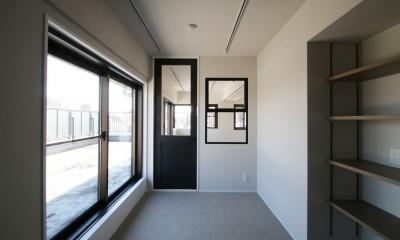 居室|お子様の成長に合わせたナチュラルテイストリノベーション