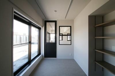 居室 (お子様の成長に合わせたナチュラルテイストリノベーション)