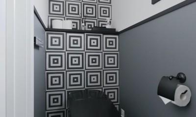 M邸 (2Fトイレ)