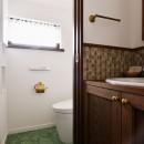 M様邸_これからの二人のためにの写真 トイレ