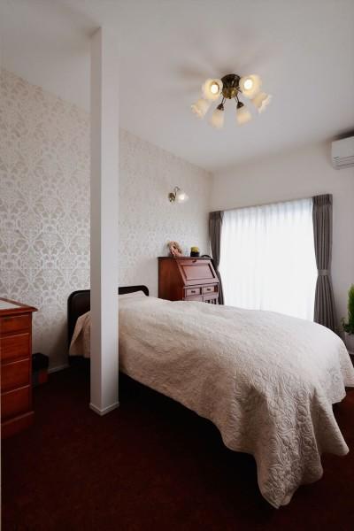 寝室 (M様邸_これからの二人のために)