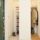 OSB House ~おおきく 育つ ぼくたちの家~の写真 玄関
