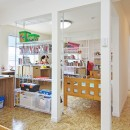 OSB House ~おおきく 育つ ぼくたちの家~の写真 2階 こども部屋