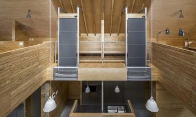 2階_子世帯スペース|ハコフネ