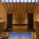 ハコフネの写真 2階_子世帯スペース[夕景]