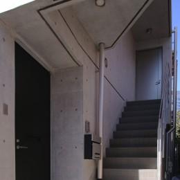 【神宮前 フラッツ AL - 親の家】 多様な用途を内包する箱