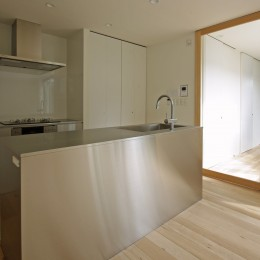牛川の家-ushikawa (キッチン)
