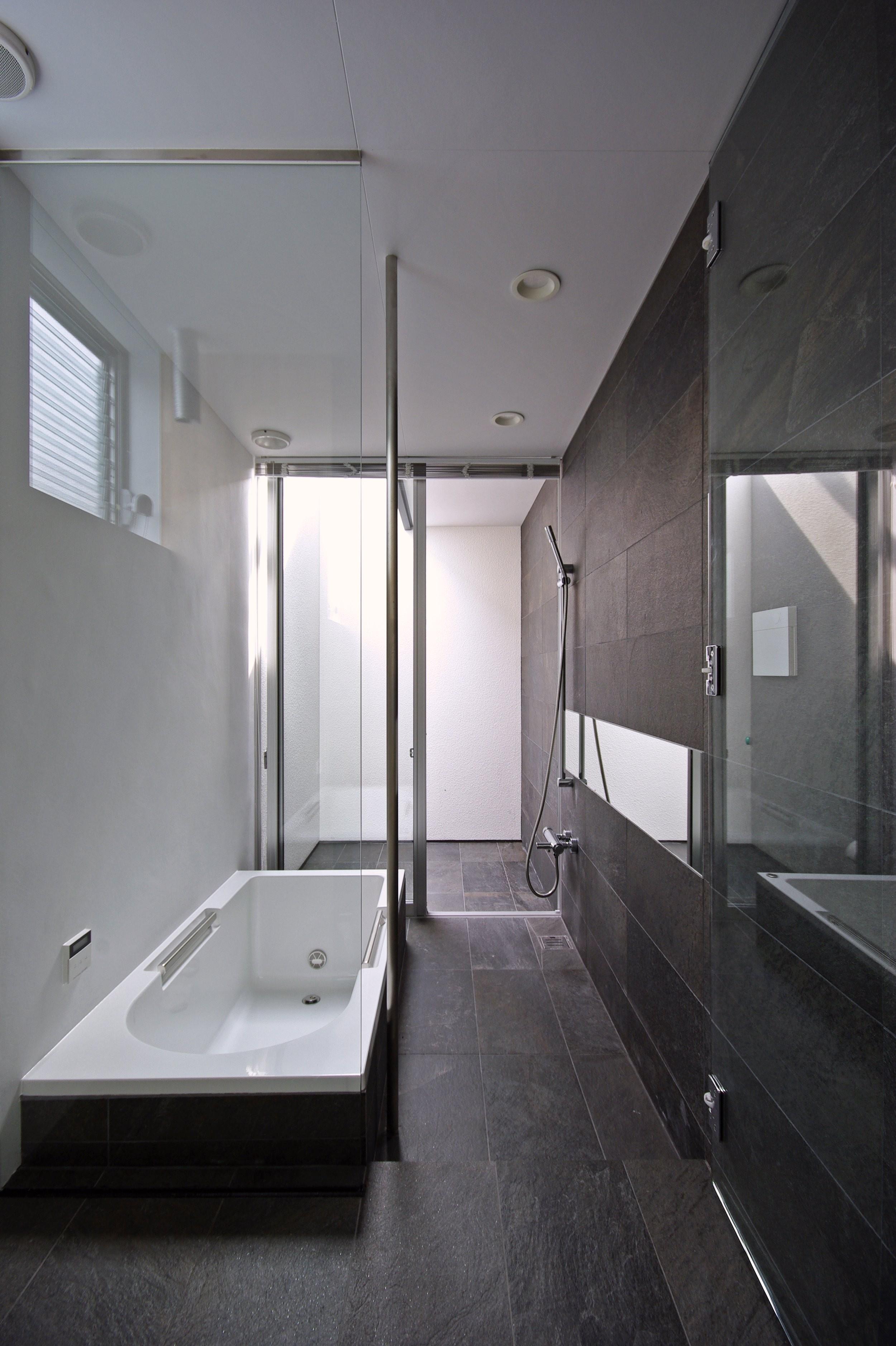 バス/トイレ事例:浴室(牛川の家-ushikawa)