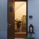 スタイルイズスティルリビング ショールーム〜外国人向け住宅のリノベーション〜の写真 玄関(外部)