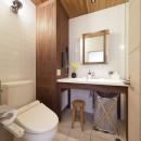 スタイルイズスティルリビング ショールーム〜外国人向け住宅のリノベーション〜の写真 バスルーム