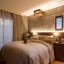 スタイルイズスティルリビング ショールーム〜外国人向け住宅のリノベーション〜の写真 寝室