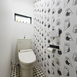 トイレ (結婚10周年の感謝の証に贈る夢いっぱいの我が家)