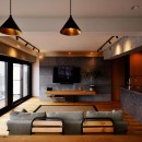 U様邸_―U Style―の写真 LDK