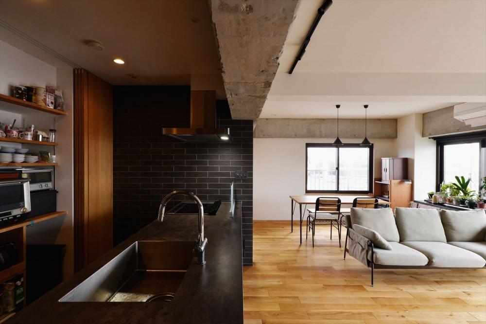 U様邸_―U Style― (キッチン)