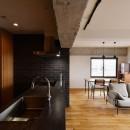 U様邸_―U Style―の写真 キッチン