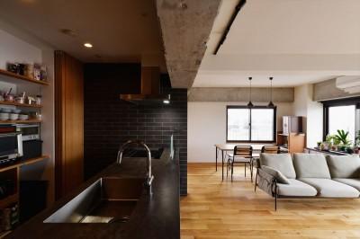 キッチン (U様邸_―U Style―)