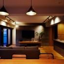 U様邸_―U Style―の写真 夜景
