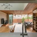 Aobadai no ie -庇のある家-の写真 ダイニング