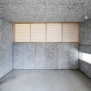 Tajima no ie -スキップフロアの家-の写真 玄関ホール