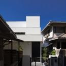 Toyonaka no ie -旗竿敷地に建つ家-の写真 外観