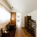 Toyonaka no ie -旗竿敷地に建つ家-の写真 部屋
