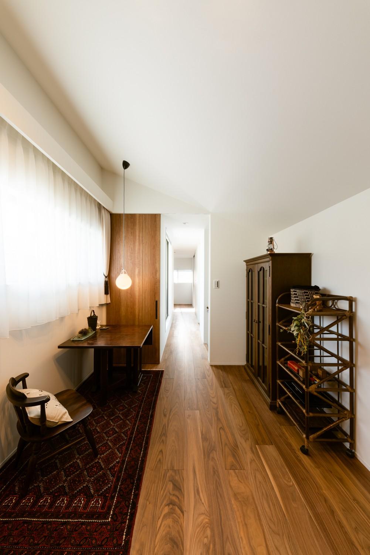 その他事例:部屋(Toyonaka no ie -旗竿敷地に建つ家-)