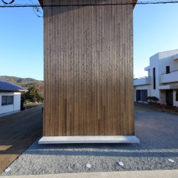 Tsui no ie -風景を楽しむ家- (外観)
