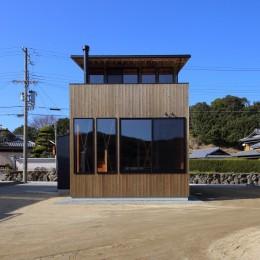 Tsui no ie -風景を楽しむ家-