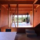 Tsui no ie -風景を楽しむ家-の写真 リビング