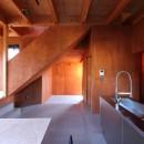 Tsui no ie -風景を楽しむ家-の写真 キッチン