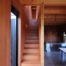Tsui no ie -風景を楽しむ家-の写真 階段
