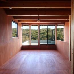 Tsui no ie -風景を楽しむ家- (部屋)