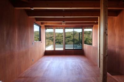部屋 (Tsui no ie -風景を楽しむ家-)