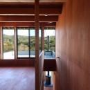 Tsui no ie -風景を楽しむ家-の写真 廊下