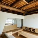 Omoya -入母屋造の民家の改修-の写真 キッチン