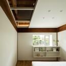 Omoya -入母屋造の民家の改修-の写真 部屋