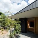 Hanare -立体的な屋根形状の家-の写真 外観