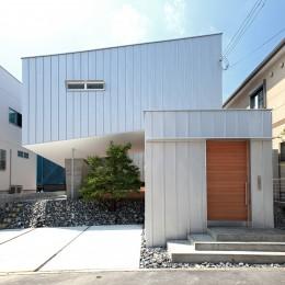 Hatsugano no ie  -浮遊する家- (外観)