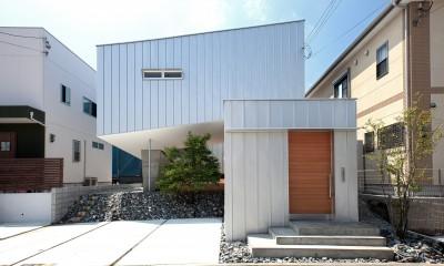 Hatsugano no ie  -浮遊する家-