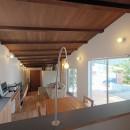 Hatsugano no ie  -浮遊する家-の写真 ダイニング