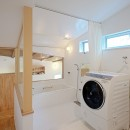 Hatsugano no ie  -浮遊する家-の写真 BATH