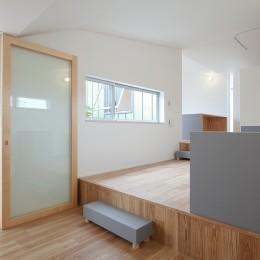 Hatsugano no ie  -浮遊する家- (部屋)