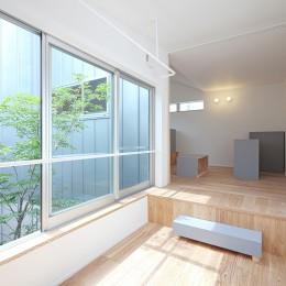 Hatsugano no ie  -浮遊する家- (サンルーム)