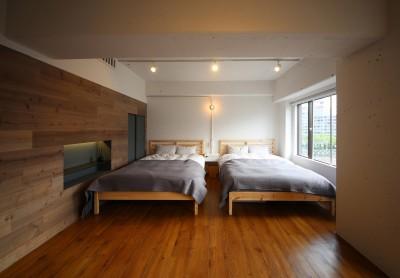 寝室 (Renovation S)