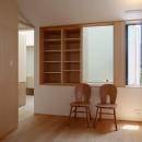 Daidou no ie -トップライトの家-の写真 部屋