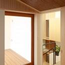 Daidou no ie -トップライトの家-の写真 和室